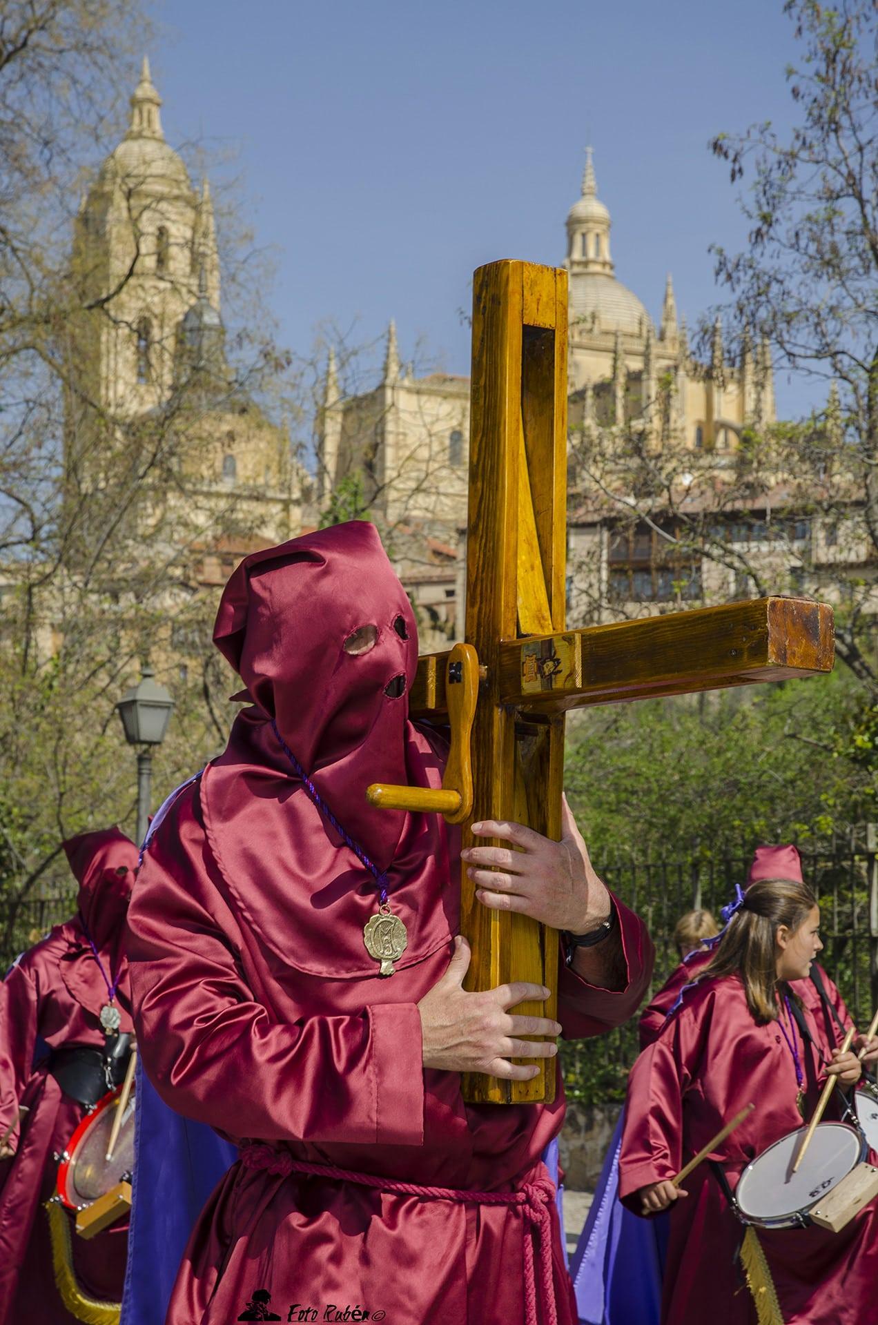 Via Crucis Penitencial Cristo de San Marcos, Segovia 3