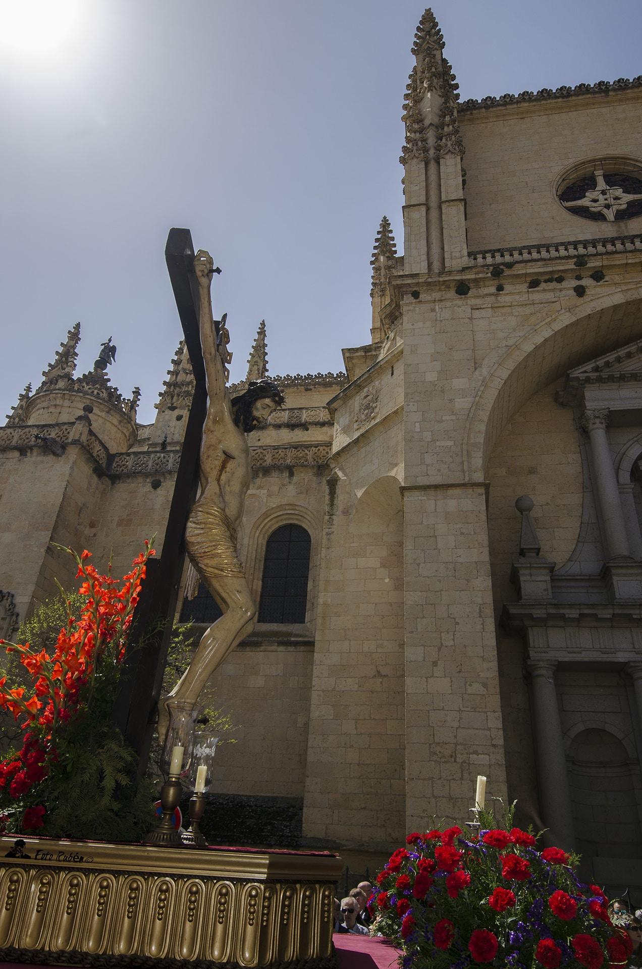 Via Crucis Penitencial Cristo de San Marcos, Segovia 4