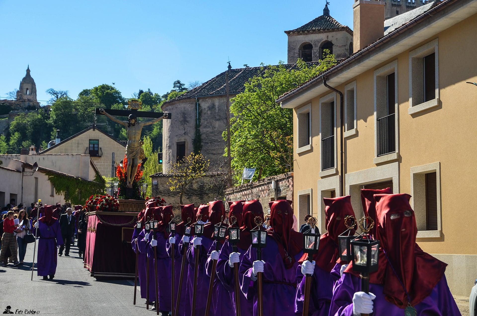 Via Crucis Penitencial Cristo de San Marcos, Segovia 5