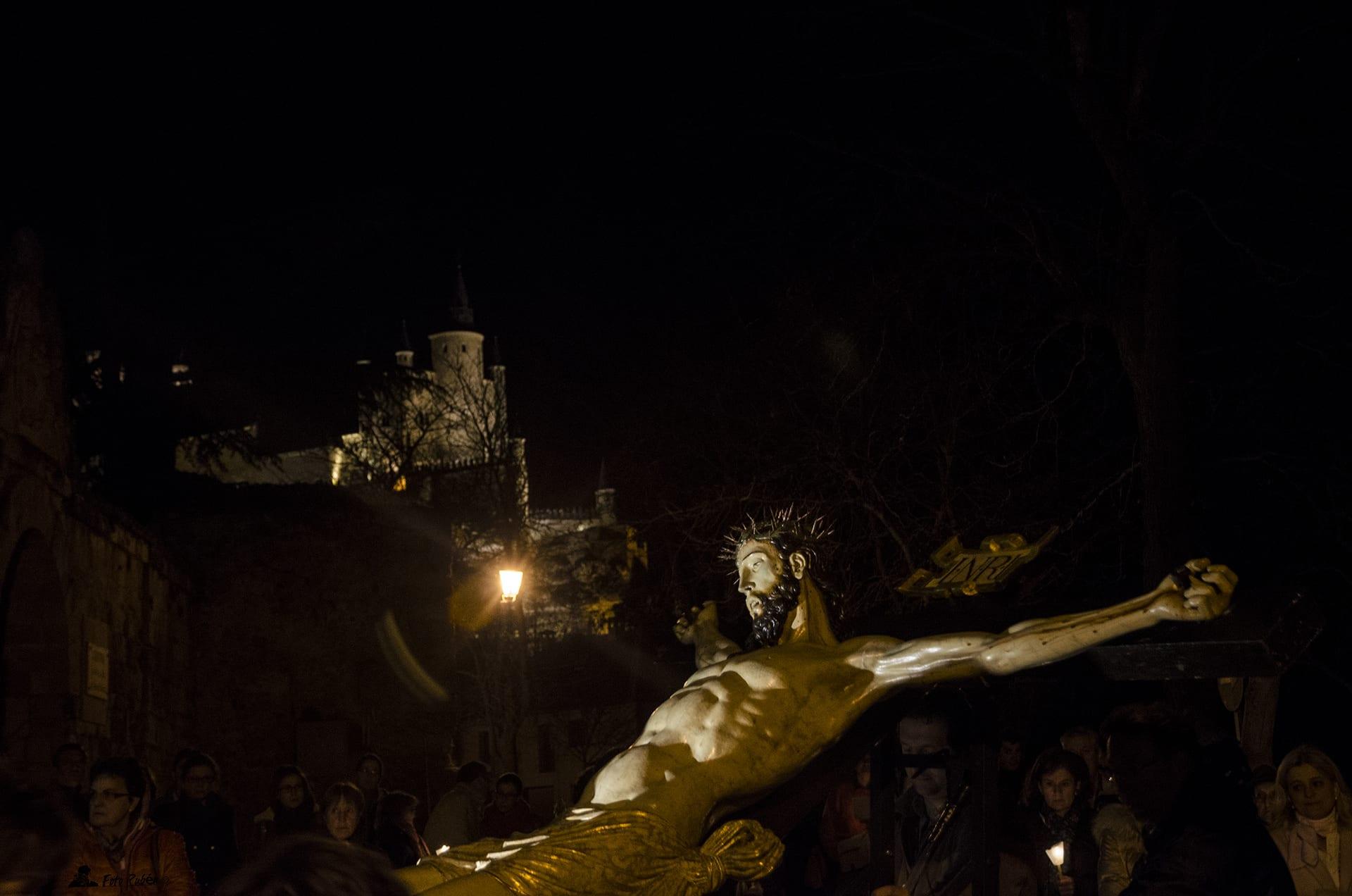 Via crucis Santo Cristo de San Marcos, Segovia3