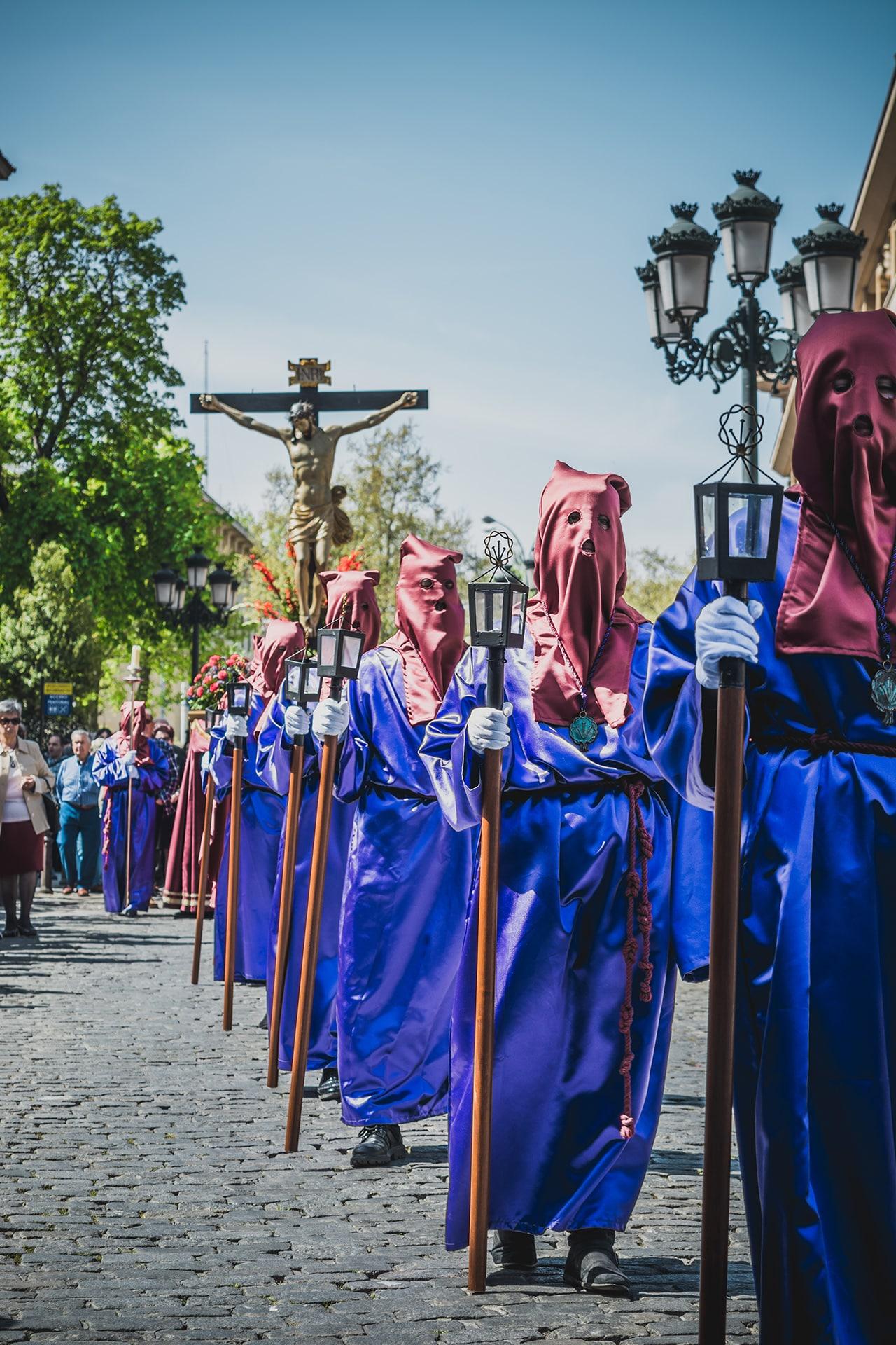 cristo de san marcos, iglesia san marcos, viernes santo, Segovia (Manu Rodrigo)