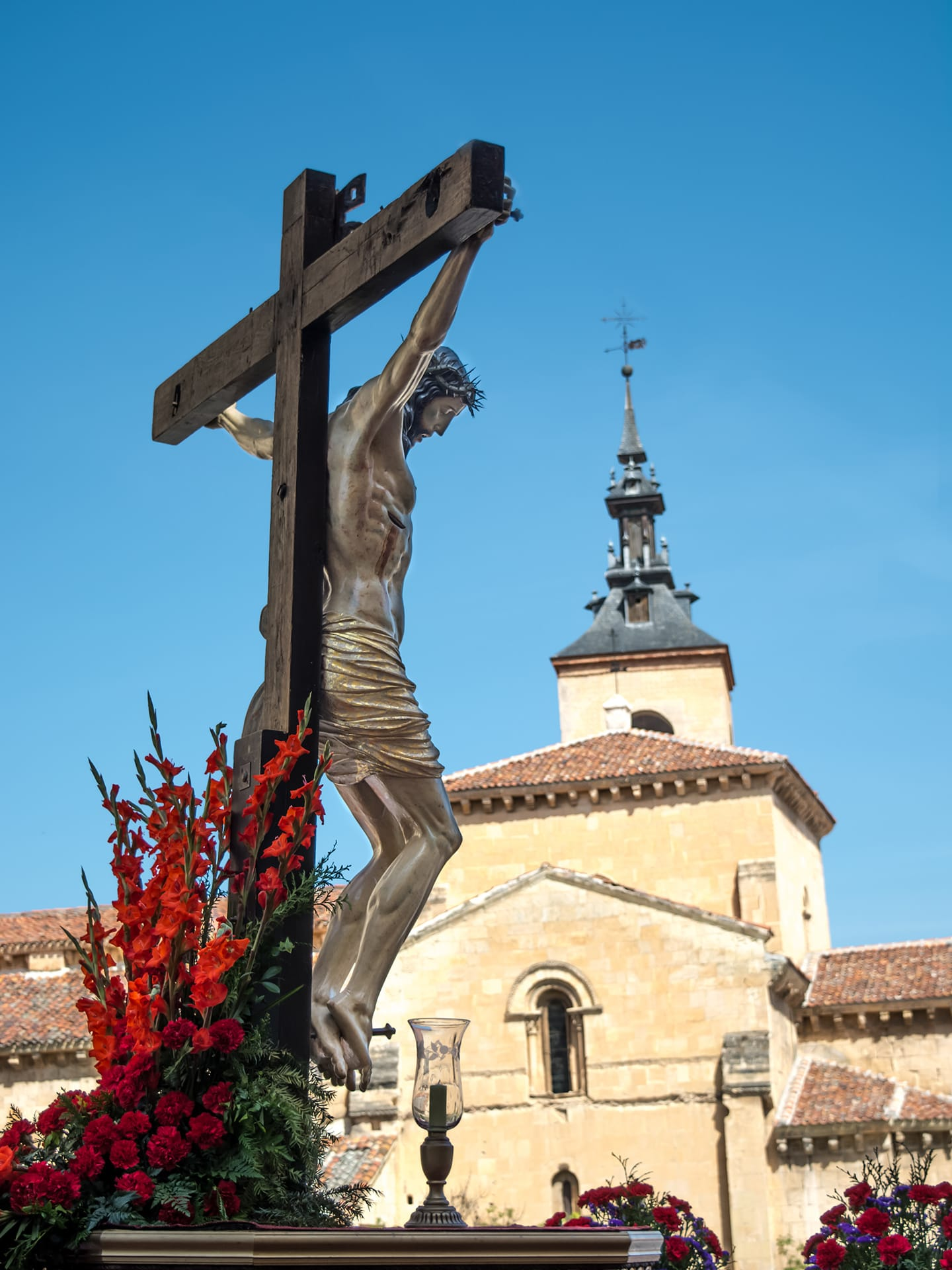 cristo de san marcos, iglesia san marcos, viernes santo(1), Segovia (Manu Rodrigo)