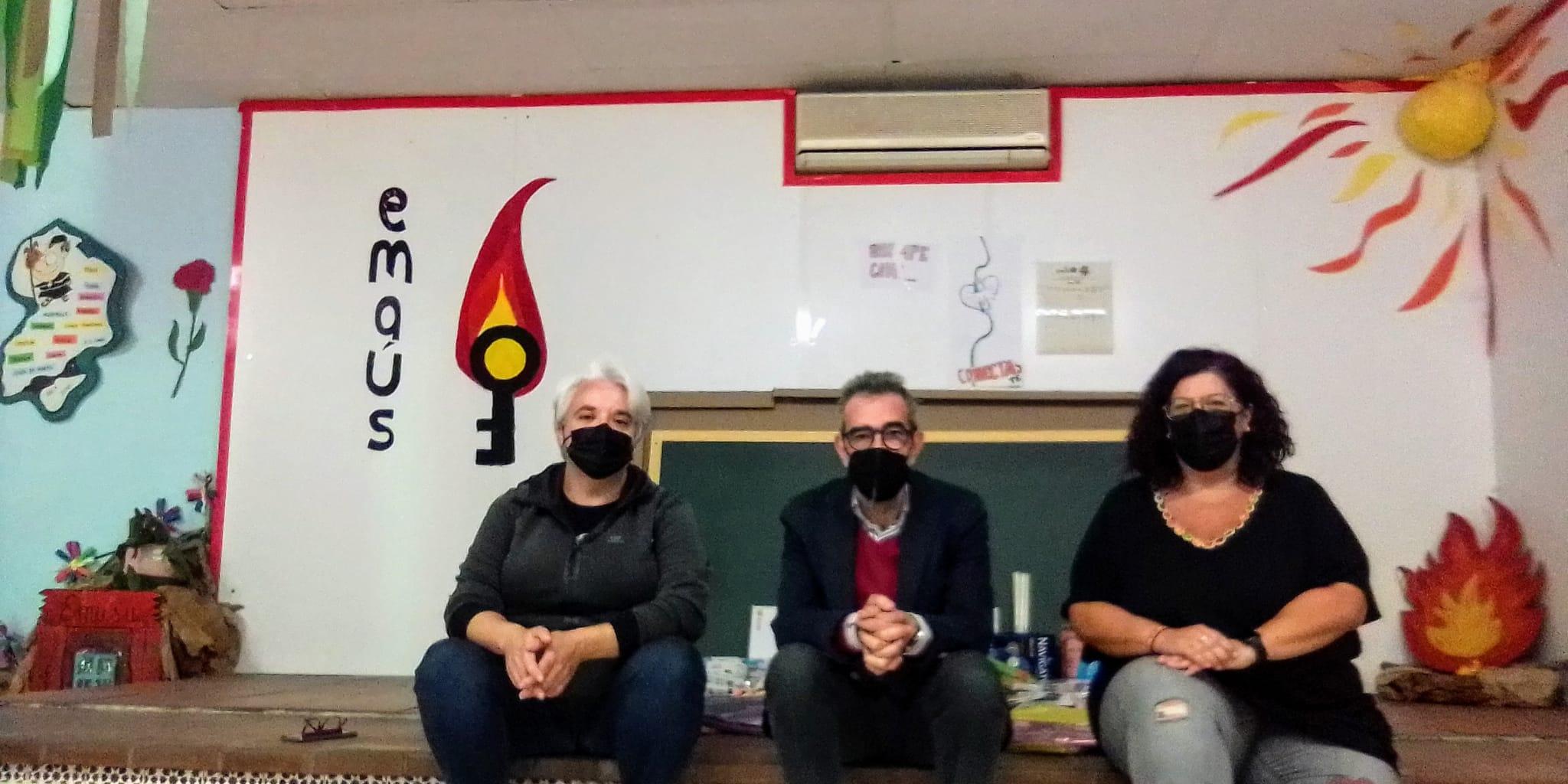 """Bolsa de Caridad """"Jesús Nazareno de las Penas"""": Colaboración con """"Proyecto Emaús"""" 2"""
